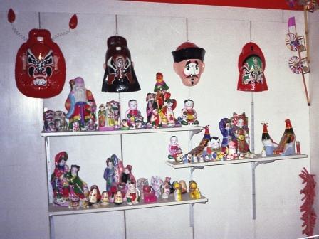 泥人形コレクション 3